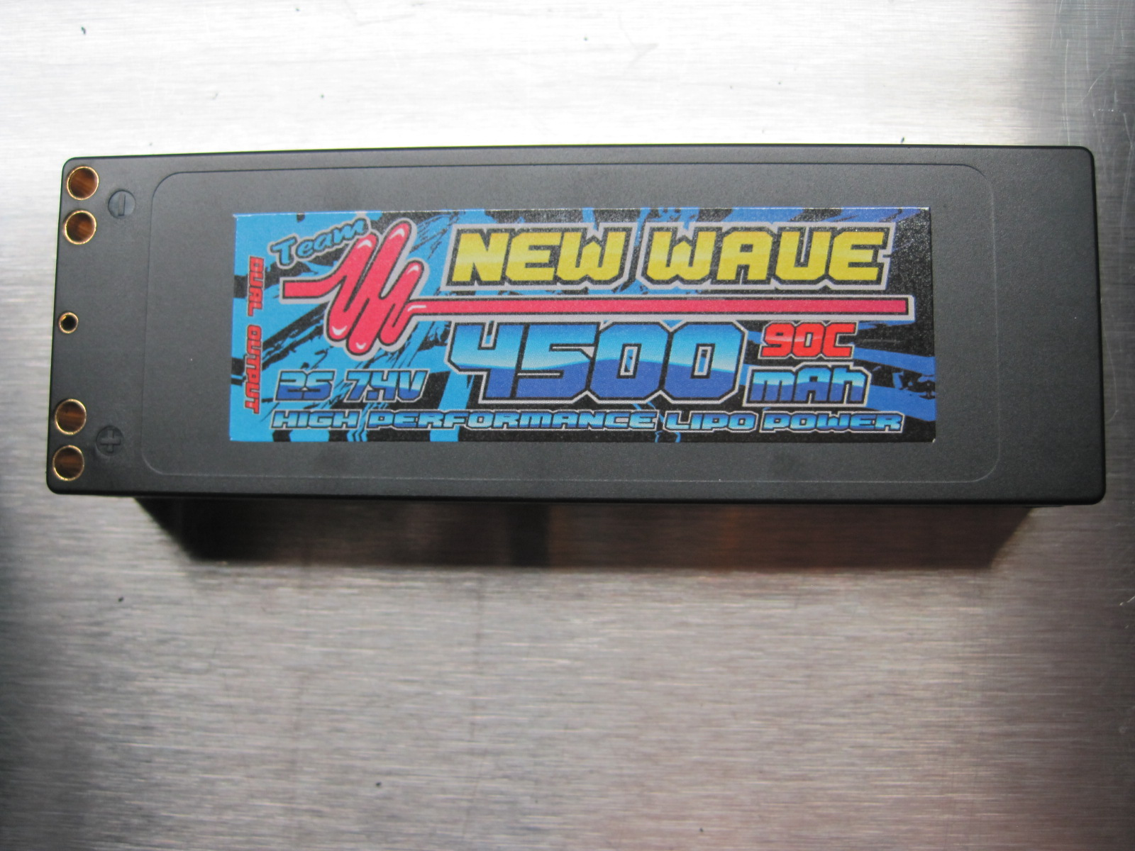 New Wave 4500 / 90C Lipo Pack
